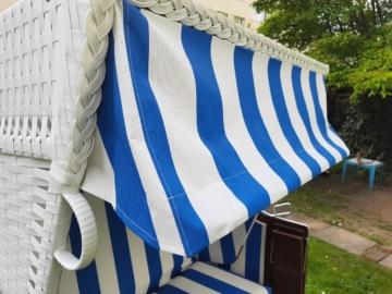 wetterfester strandkorb test