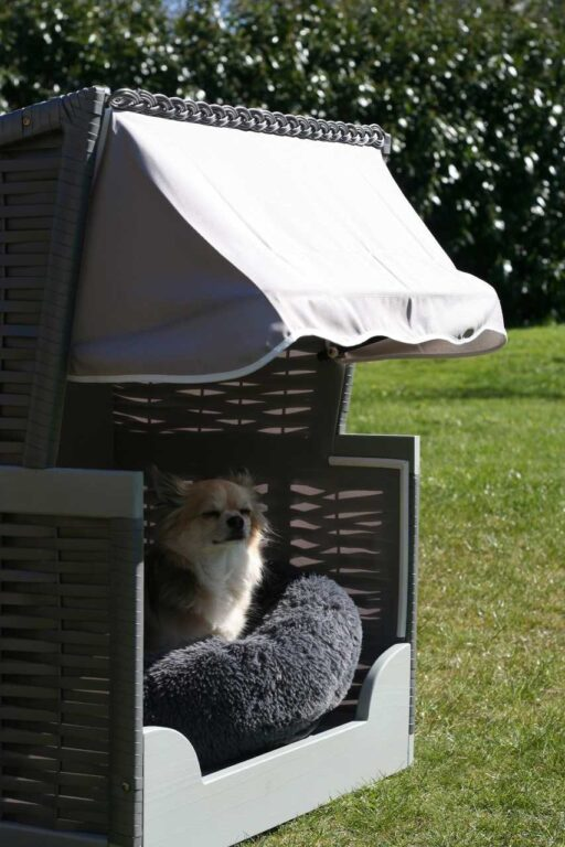 Hundestrandkorb Abuki Tierbett
