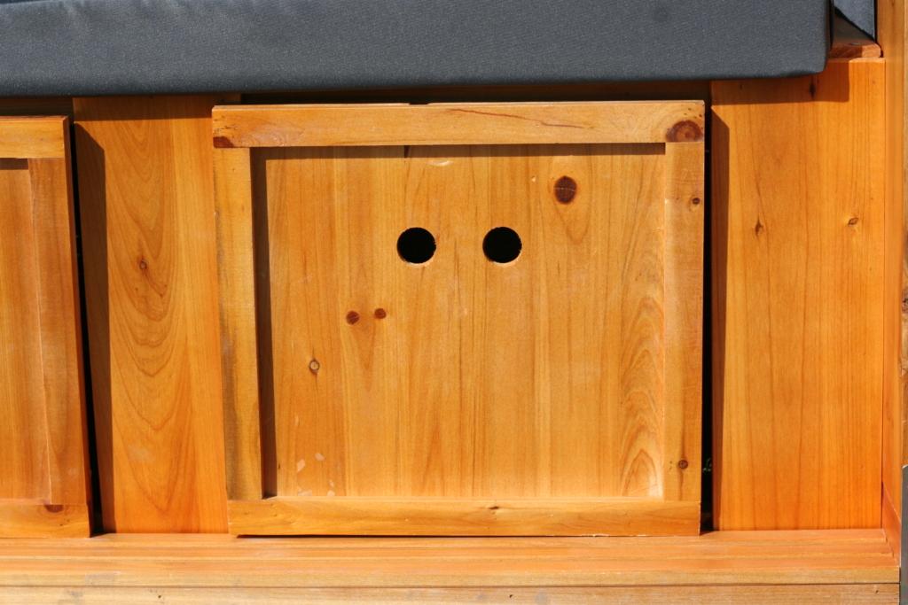 Strandkorb Holz günstig