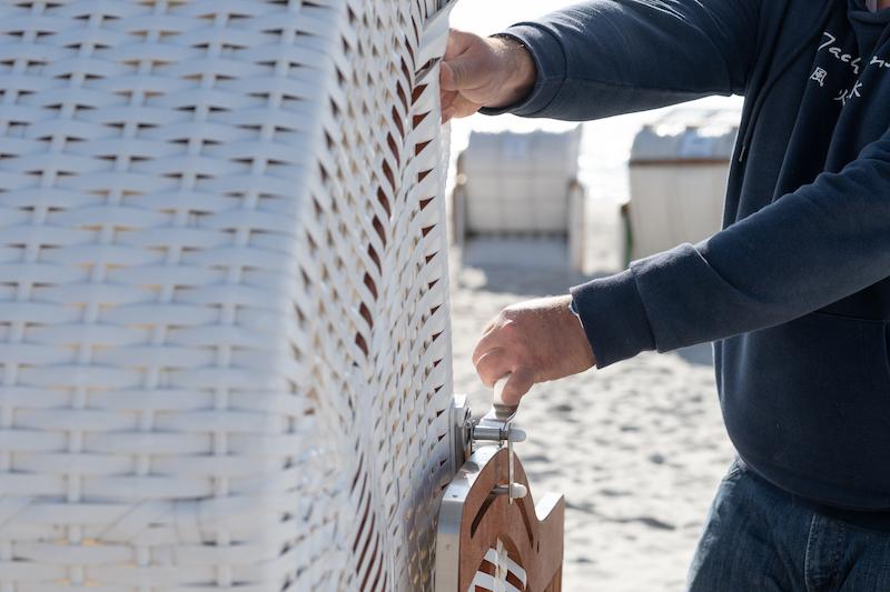 Strandkorb Original