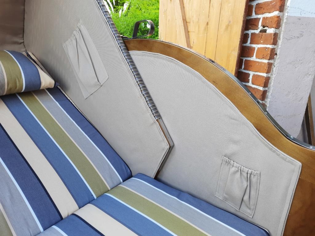 Strandkorb kaufen Schleswig Zubehör