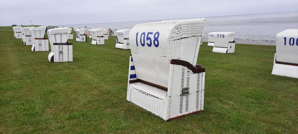 Unterscheid ostsee Nordsee Strandkorb