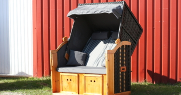 günstiger-Strandkorb-Ostsee-2-Sitzer