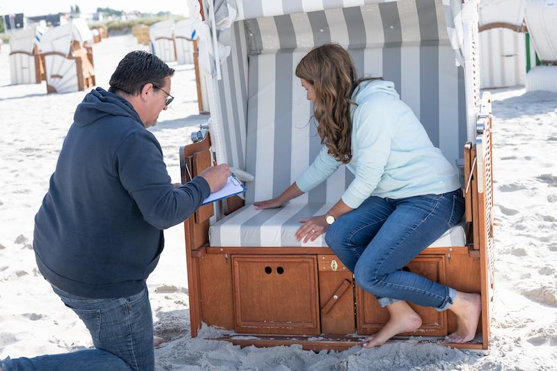Strandkorb Kauf