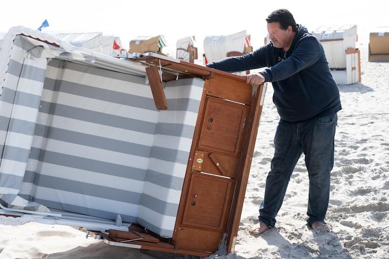 Strandkorb Kauf Was beachten